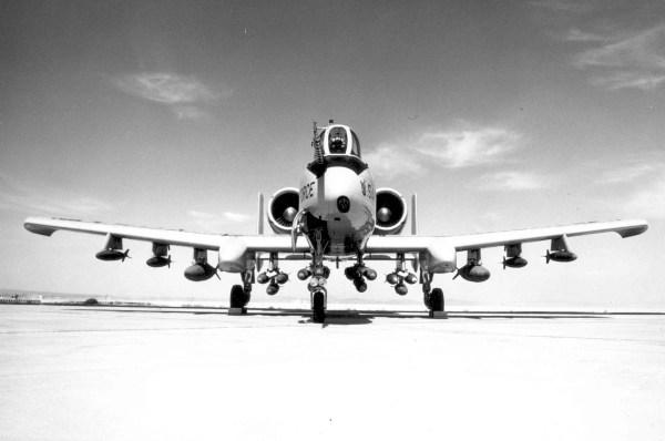 Fairchild Republic YA-10A