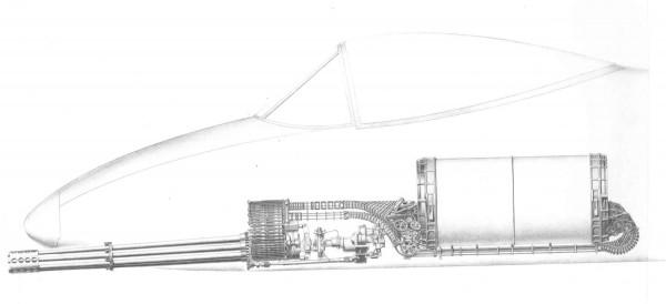 General Electric GAU-8/A