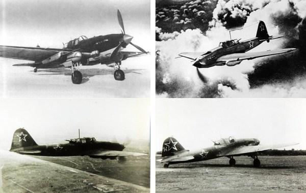 Ilyushin, Il-2, Shturmovik