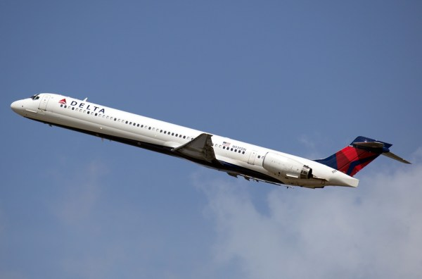MD-90 Delta Airlines