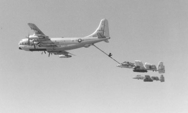 Fairchild Republic A-10A