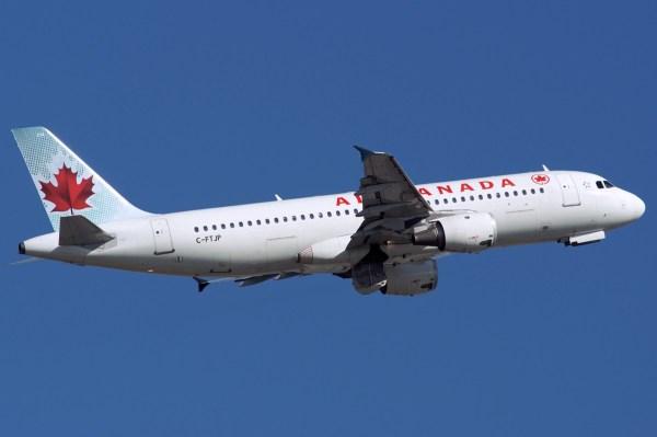 Airbus A320-211 C-FTJP