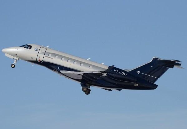Embraer EMB-550 Legacy 500 2
