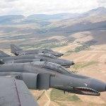 TURQUIA: governo culpa pilotos por recentes acidentes com jatos F-4