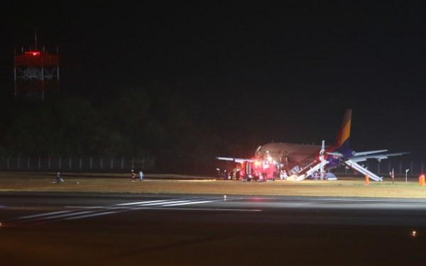 Aeronave acidentada - Airbus A320-232, prefixo HL7762, Foto Kyodo, Reuters 2