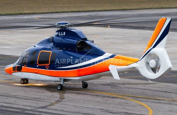 Eurocopter EC155, prefixo PP-LLS (Foto - Lvcivs - AirTeamImages)