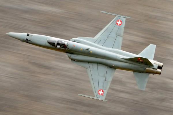 Northrop F-5E Tiger II - Swiss Air Force (1)