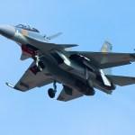 VÍDEO: Cazaquistão recebeu seus primeiros caças Sukhoi Su-30SM