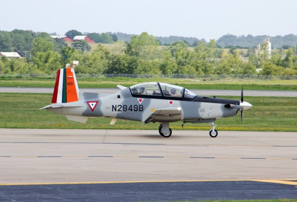T-6C mexico
