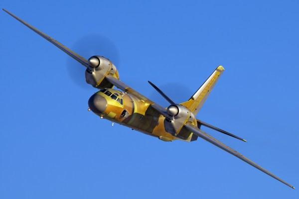 Iraqi_Air_Force_Antonov_An-32B (Oleg V. Belyakov)