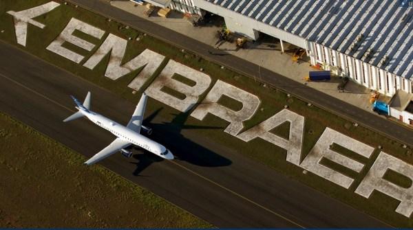 Embraer 600x335 - Há 46 anos era criada a Embraer