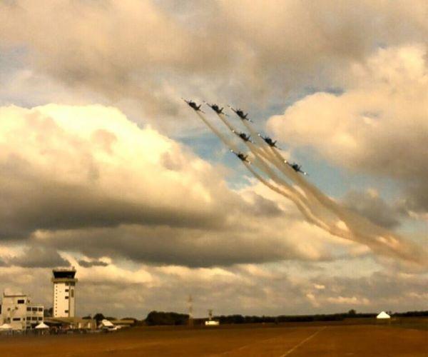 As primeiras demonstrações ocorrem nos dias 11 e 12 de julho, no EAB Air Show, em Maringá. (Foto: Sgt Senareli / EDA)
