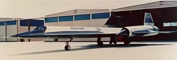 A-12 Artigo 130 (60-6933), Área 51 - Lockheed Martin