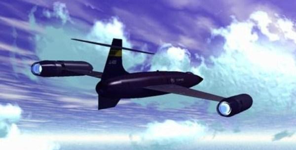 Lockheed CL-400 Suntan 1