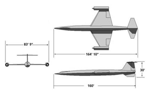 Lockheed CL-400 Suntan