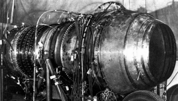 PW Model 304 engine