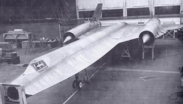 The first A-12, Article 121 (60-6924)