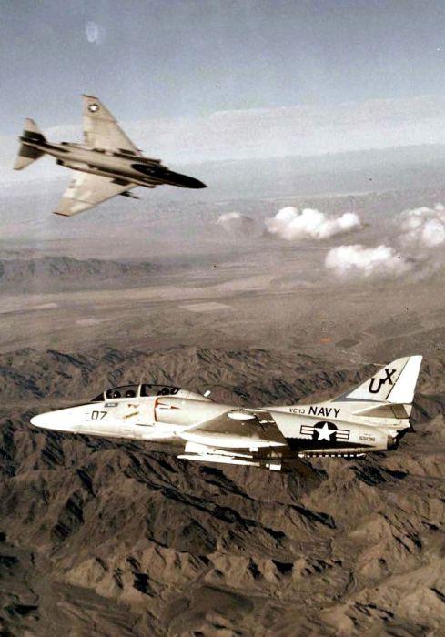 O AAM não só acabou com as manobras de combate como forçou o seu desenvolvimento e táticas ao máximo.