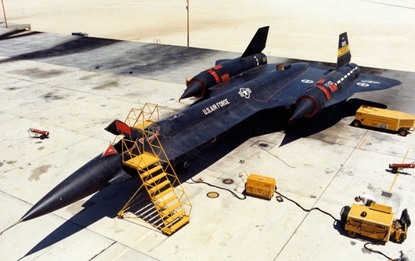 "Lockheed YF 12A Artigo 1002 60 6935 – James C. Goodall Collection 3 600x378 - ""A"" de ataque: Lockheed A-12 OXCART, o pai do SR-71 Blackbird - Parte 6"