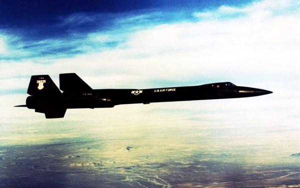 Lockheed YF-12A, Artigo 1002 (60-6935) – USAF