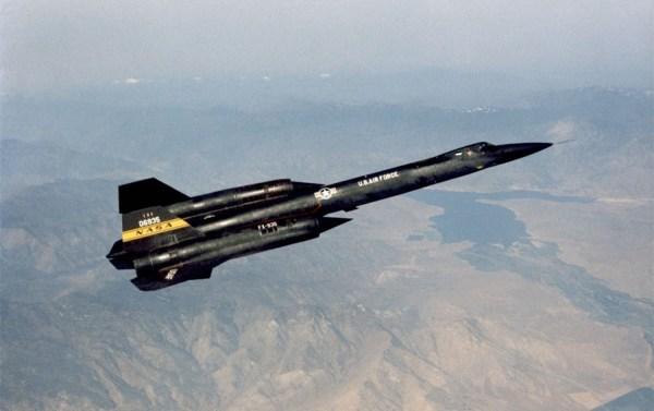 Lockheed YF-12A, Artigo 1002 (60-6935), em 1972 – NASA