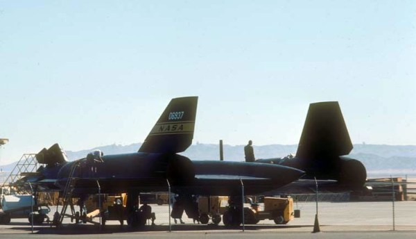 Lockheed YF-12C (SR-71A #61-7951) - Brian Lockett Collection