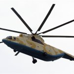 Argélia vai receber da Rússia 14 unidades do helicóptero pesado Mi-26T2