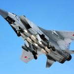 RAC MiG se posiciona oficialmente e nega que interceptadores MiG-31 tenham sido enviados à Síria