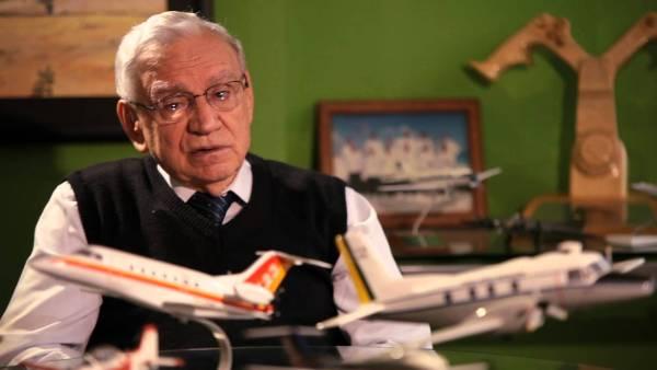 Ozires Silva 600x338 - Há 46 anos era criada a Embraer