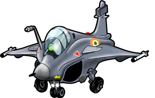 Rafale to IAF
