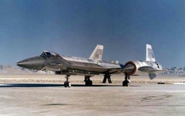 Segundo protótipo do Lockheed AF-12 (YF-12A), Artigo 1002 (60-6935) – Lockheed Martin