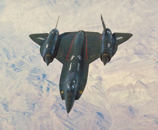 Terceiro protótipo do Lockheed AF-12 (YF-12A), Artigo 1003 (60-6936) – Lockheed Martin (2)