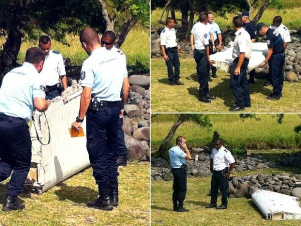 aviao franca 600x450 - Premiê malaio diz que peça achada na Ilha Reunião é do MH370