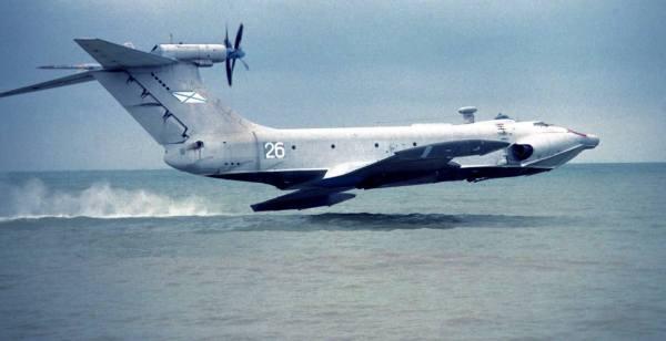 Alekseyev A-90 Orlyonok #2