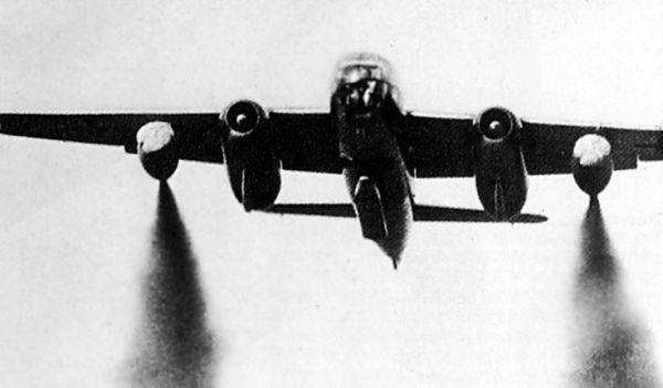 Arado Ar 234 Blitz Bomber