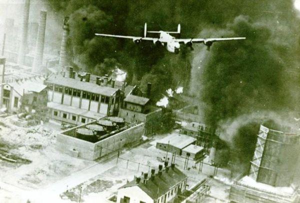B-24_ploesti