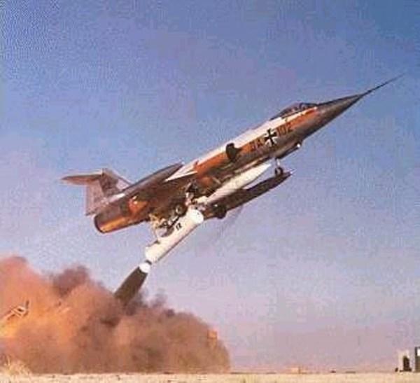 F-104 JATO