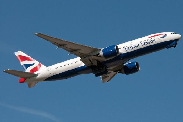 G-VIIO - British Airways Boeing 777-200ER