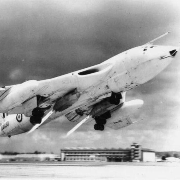 Handley Page Victor B Mk.I (1960)