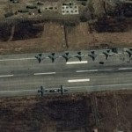 SÍRIA: Imagem atualizada confirma presença de 28 aeronaves de combate russas em Latakia