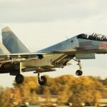 SÍRIA: Confira os quatro caças multifunção Sukhoi Su-30SM que a Rússia enviou para Latakia