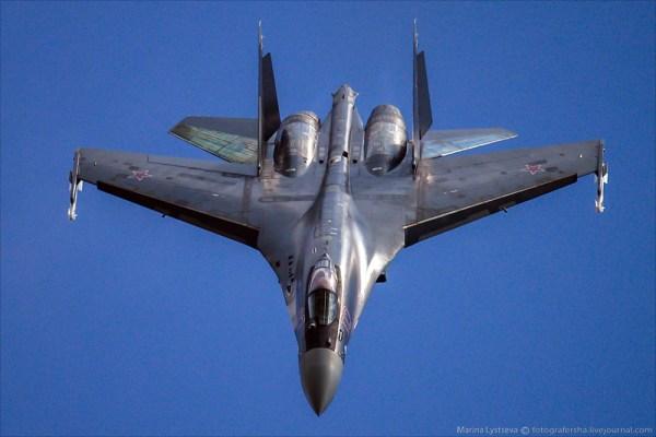 Su-35S MAKS 2015