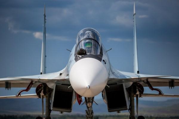 Sukhoi Su-30SM da VKS (1)