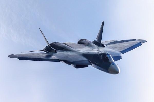 Sukhoi T-50 PAK FA, by Vladislav Perminov