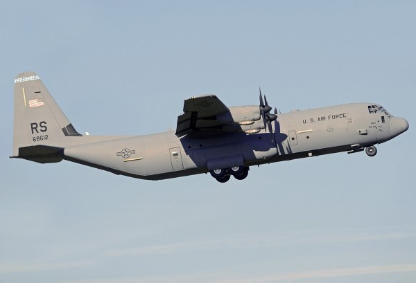 06-8612 USAF United States Air Force Lockheed Martin C-130J Super Hercules, by Matthias Becker