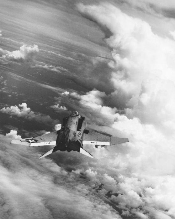 F-4 cloud