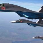 Rússia bombardeou 1.623 'alvos terroristas' na Síria em um mês