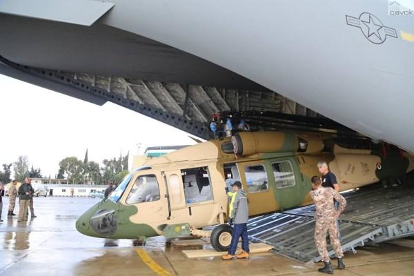 Os helicópteros vão oferecer uma maior agilidade para o Exército da Jordânia. (Foto: US Embassy)