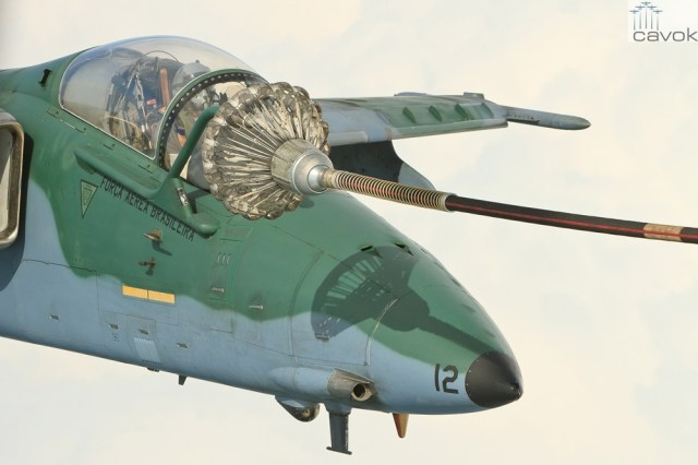 A-1 AMX / Foto: Bruno Batista