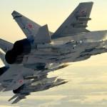 Rússia recebe nova ala com interceptadores MiG-31BM modernizados